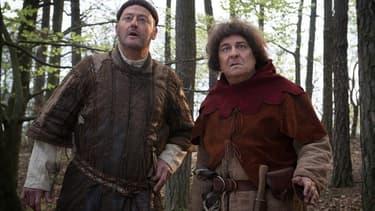 """Le troisième épisode des """"Visiteurs"""", doté d'un budget de 24,75 millions d'euros, a été tourné en Belgique et en République Tchèque"""