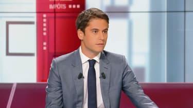 """Gabriel Attal, invité de """"BFM Politique"""" dimanche 12 juillet 2020"""