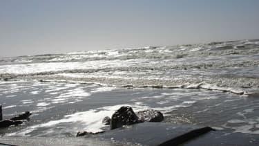 La Manche, vue depuis Hardelot
