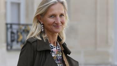 Clara Gaymard a passé neuf ans à la tête de GE France.