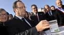 La couverture de l'intégralité du territoire en réseau fibre optique d'ici à 2022 est un engagement de François Hollande pris lors de la campagne présidentielle en 2012.