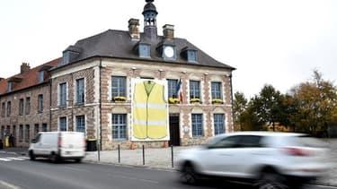 Le maire de Morbecque avait affiché son soutien aux gilets jaunes en début de mouvement