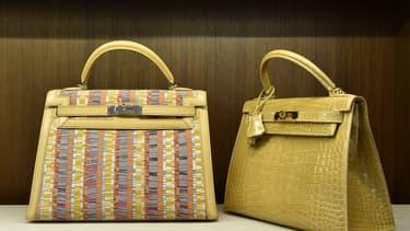 La maroquinerie-Sellerie représente 45% des ventes d'Hermès