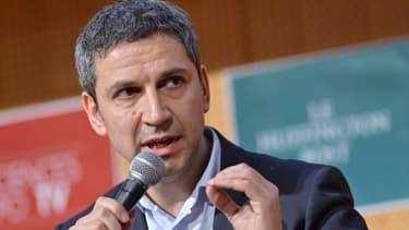 Christophe Najdovski, le candidat EELV à la mairie de Paris a rassemblé les Verts derrière lui.