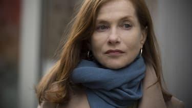 """Isabelle Hupper dans """"Elle"""""""