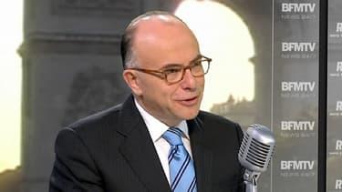 Bernard Cazeneuve, le ministre du Budget, a annoncé 3 milliards d'euros de gel de crédits pour 2013