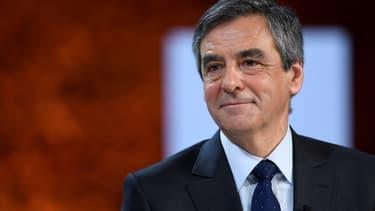 François Fillon,  le 21 février 2017.