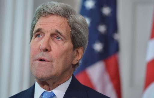 John Kerry le 20 mai 2015, à Washington