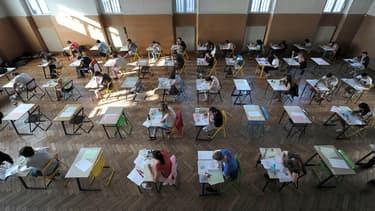 Les résultats de l'académie de Créteil.