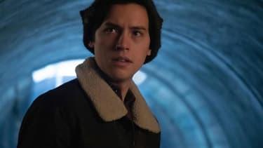 """Cole Sprouse dans """"Riverdale"""""""