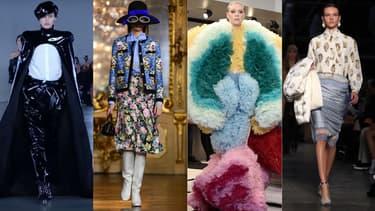La Fashion Week automne/hiver 2019/2020 a réservé son lot de surprises