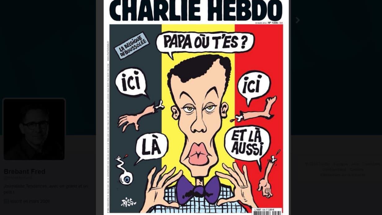 La Famille De Stromae Choquee Par La Une De Charlie Hebdo