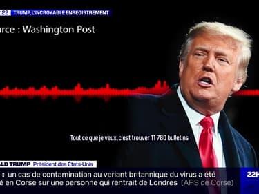 Trump, l'incroyable enregistrement - 04/01