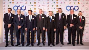 Les dirigeants de l'OGCI mobilisés pour le climat