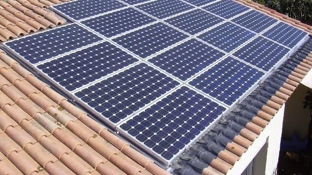 Ségolène Royal a décidé de réviser à la hausse les objectifs fixés par le Grenelle de l'environnement pour la filière solaire. (image d'illustration)