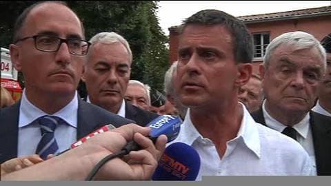 Démission de Rebsamen: Valls met fin aux polémiques