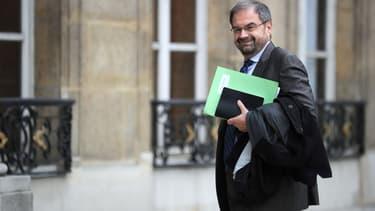 François Chérèque a été secrétaire général de la CFDT de 2002 à 2012