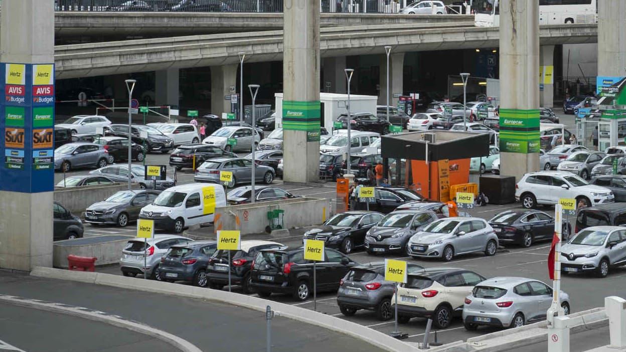 La Corse face à une pénurie de voitures de locations