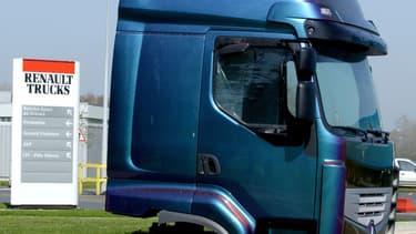 Renault Trucks prévoit 512 suppressions de postes
