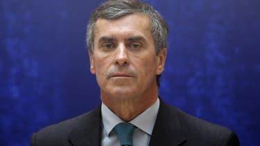 Jérôme Cahuzac déclare à La Dépêche qu'il ne se présentera pas le mois prochain à la législative partielle dans la troisième circonscription du Lot-et-Garonne. /Photo d'archives/REUTERS/Charles Platiau