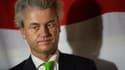Geert Wilders à La Haye, le 22 mai 2014.