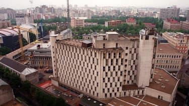 La DGSE (ici la Caserne des Tourelles à Paris) est la principale bénéficiaire des fonds secrets.