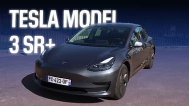 Essai Model 3 SR+: la Tesla la plus abordable