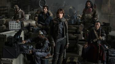 Rogue One: A Star Wars Story sortira sur les écrans le 14 décembre 2016