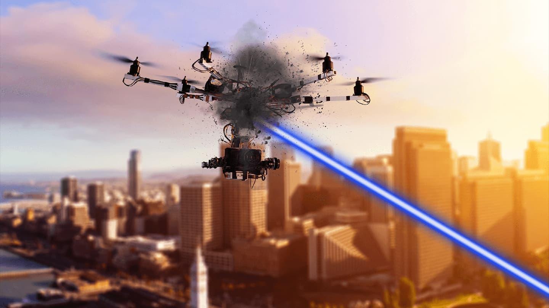 Essai réussi pour Helma-P, le laser anti-drones de l'armée française