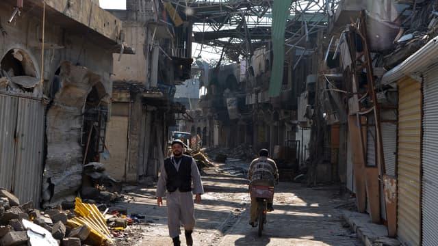 La jihadiste française avait été arrêtée à Mossoul, en Irak, l'été dernier. (Photo d'illustration)