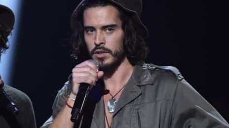 Florian Delavega aux Victoires de la musique en 2016