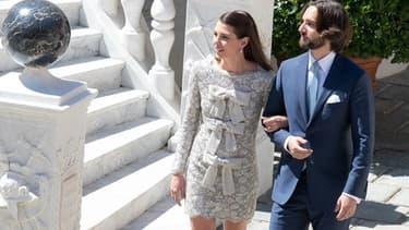 Charlotte Casiraghi a épousé le producteur Dimitri Rassam le 1er juin 2019