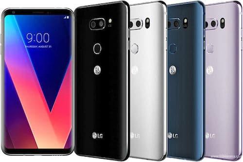 Avec le V30, LG propose un haut-de-gamme pour moins de 1000 euros.