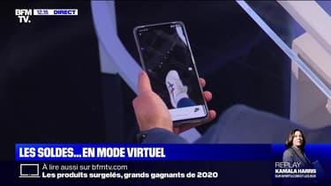 Les soldes...en mode virtuel - 21/01