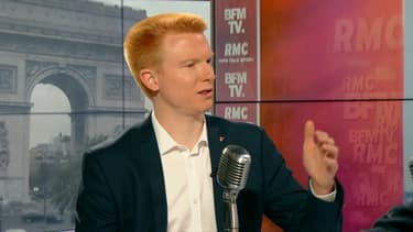Adrien Quatennens, sur BFMTV-RMC, le 12 juin 2019.