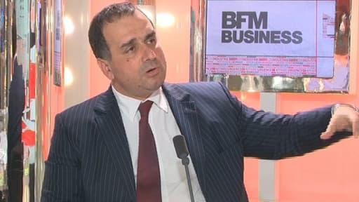 Marwan Lahoud l'assure: EADS ne compte pas se délester de ses activités de défense