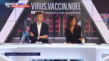 «Virus, vaccin, Noël. BFMTV répond à vos questions», revoir notre émission spéciale