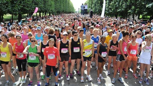 Le Go Sport Running Tour à Versailles