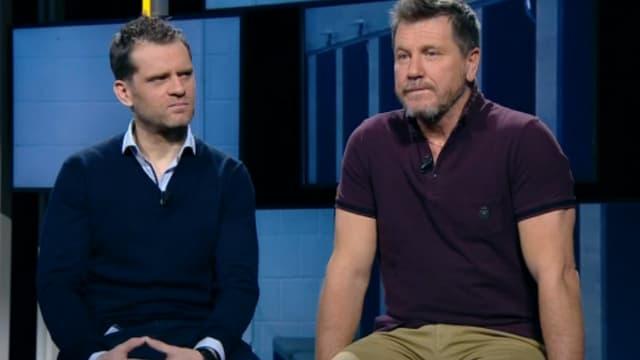 Jérôme Rothen et Pascal Olmeta