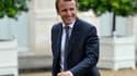 Emmanuel Macron défend dans une interview au Financial Times la pertinence du rachat d'Alcatel par le Finlandais Nokia.