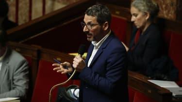 Le député ex-LaREM Matthieu Orphelin.