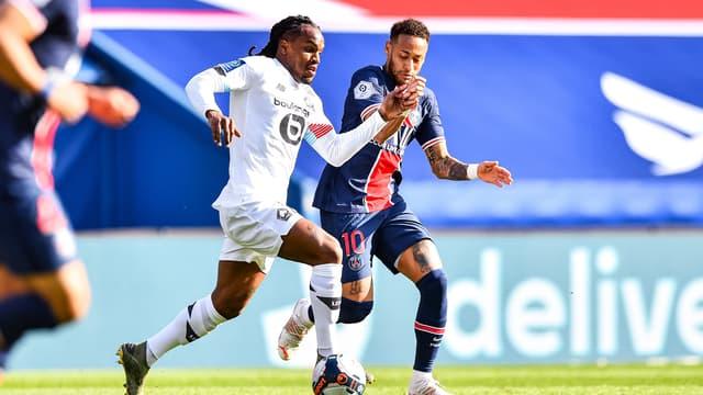 PSG-Lille en direct