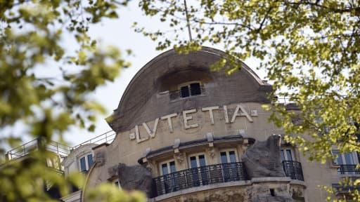 Le Lutetia devrait se doter d'une piscine intérieure et agrandir ses chambres.