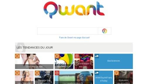 Qwant s'adresse aux internautes soucieux du respect de leur vie privée.