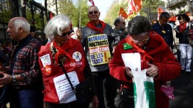 Les retraités sont appelés à se mobiliser contre la hausse de la CSG
