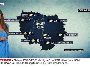 Météo Paris-Ile de France du 9 juillet: Place à la chaleur