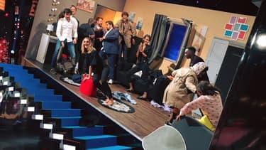 """""""Vendredi tout est permis"""" anime les vendredis soir de TF1 depuis fin 2011"""