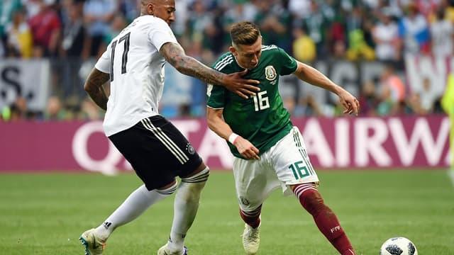 Le duel Herrera-Boateng