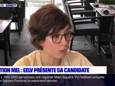 """""""S'il nous est proposé de participer à l'exécutif, nous y réfléchirons"""", assure Pauline Ségard, candidate EELV à la Métropole de Lille"""