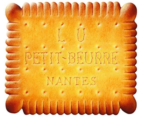 Le Petit Beurre, inventé par Louis Lefèvre-Utile en 1886